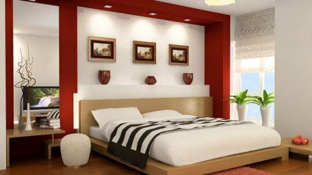 [Hỏi đáp] Hỏi hướng kê giường ngủ hợp phong thủy?