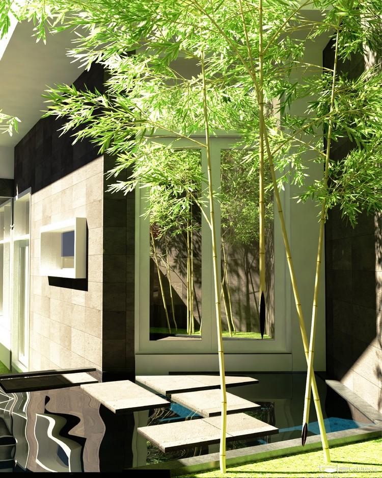 Bài trí cây xanh trong nhà rất phù hợp với người mệnh hỏa