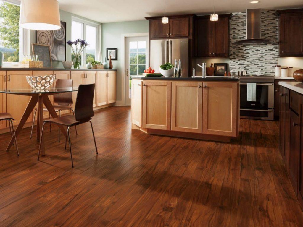 Sàn gỗ và các sản phẩm từ gỗ mang lại vượng khí cho người mệnh Hỏa
