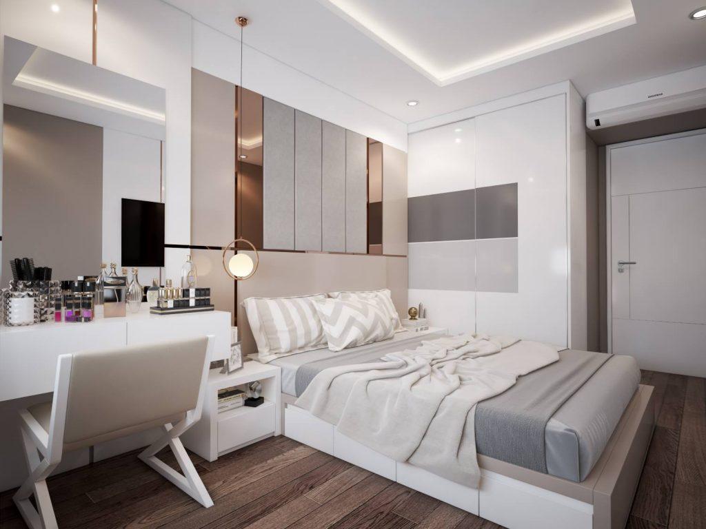 Nguyên tắc thiết kế phòng ngủ